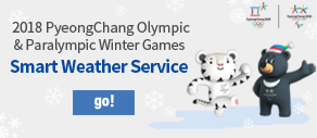 pyeongchab2018 smart weather service